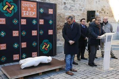 El 'Efebo de Toledo' ya forma parte del Museo de Santa Cruz