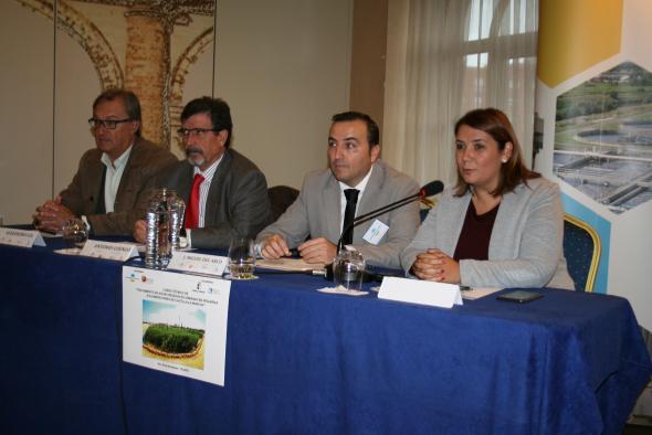 El Gobierno regional resalta el esfuerzo realizado en la defensa del agua