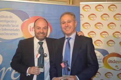 La Sanidad de Castilla-La Mancha, galardonada en los IX Premios Enfermedades Poco Frecuentes
