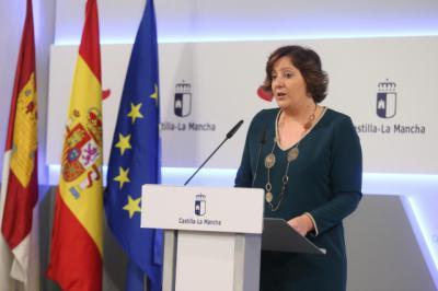 Castilla-La Mancha amplía en 2,2 millones el Programa 'Garantía +55' para llegar a cerca de 1.800 personas