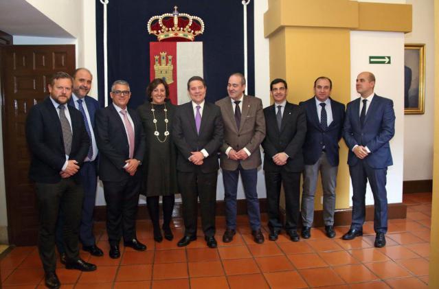 Respaldo unánime de la Ley de Cámaras Oficiales de Comercio en las Cortes de Castilla-La Mancha