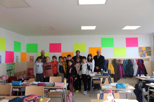 La Junta adelanta la ejecución de 50 obras de mejora en los colegios de la provincia de de Toledo