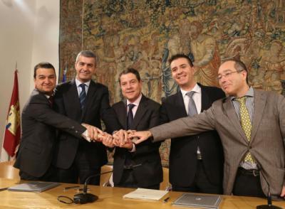 El Gobierno regional triplica la inversión en caminos rurales de la provincia de Toledo
