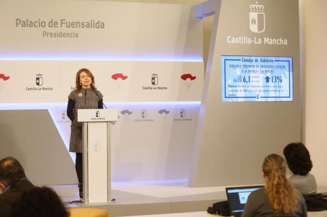 """La Ley de Protección y Apoyo Garantizado para Personas con Discapacidad, """"un éxito de toda la sociedad de Castilla-La Mancha"""""""