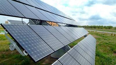 Próxima construcción de una planta solar fotovoltaica en El Carpio de Tajo