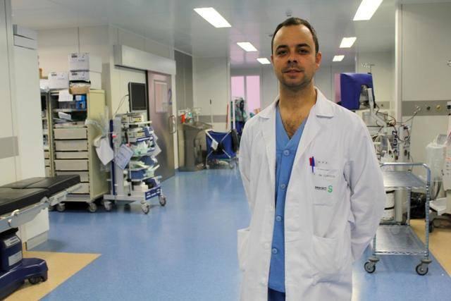El servicio de Cirugía del Hospital de Toledo, pionero en realizar extracciones de cálculos biliares