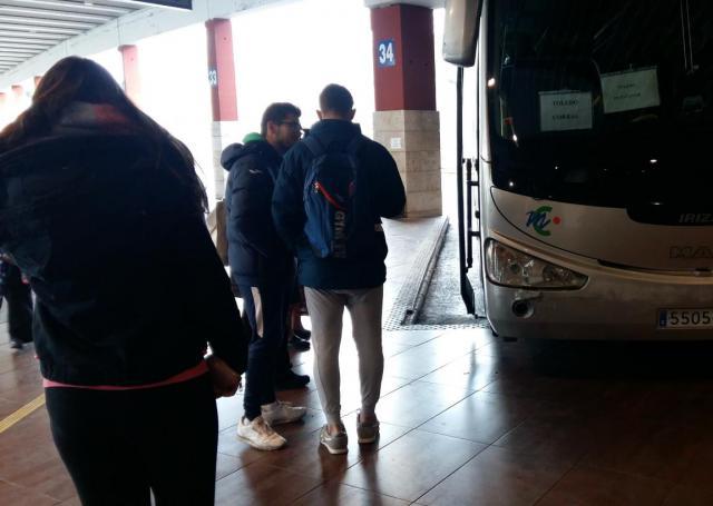 Unos 118.000 jóvenes de la provincia de Toledo ya pueden beneficiarse del descuento de transporte