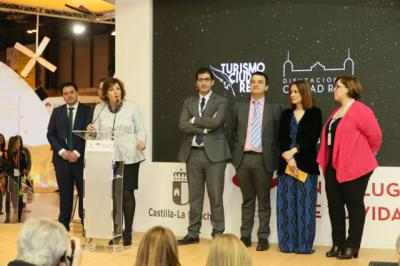 El sector turístico de Castilla-La Mancha aporta 2.382 millones de euros al PIB regional