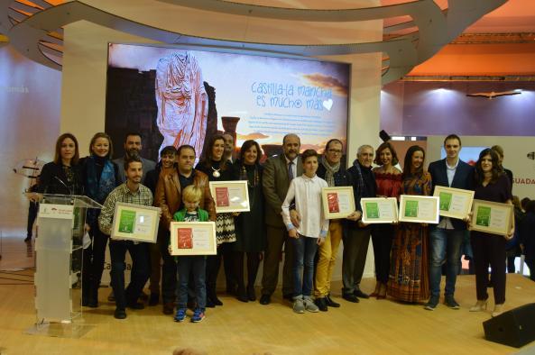 Premian la labor periodística y el arte culinario que ayudan a difundir los atractivos de CLM
