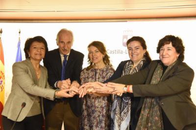 Castilla-La Mancha aprobará en el primer semestre de 2018 la creación del Consejo Regional de la Infancia y las Familias