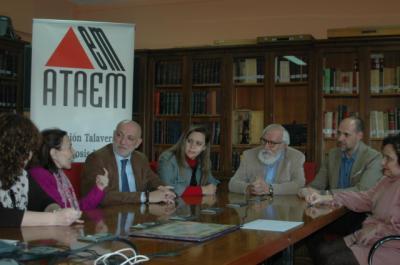 El Gobierno regional cede a ATAEM un espacio en el Instituto de Ciencias de la Salud