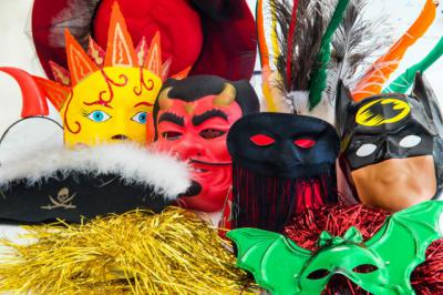 DISFRACES | Consejos para un carnaval seguro