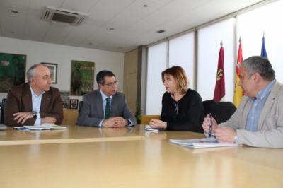 El Gobierno regional y UPTA Castilla-La Mancha analizan la situación de los autónomos de la provincia y las vías de colaboración entre ambas entidades
