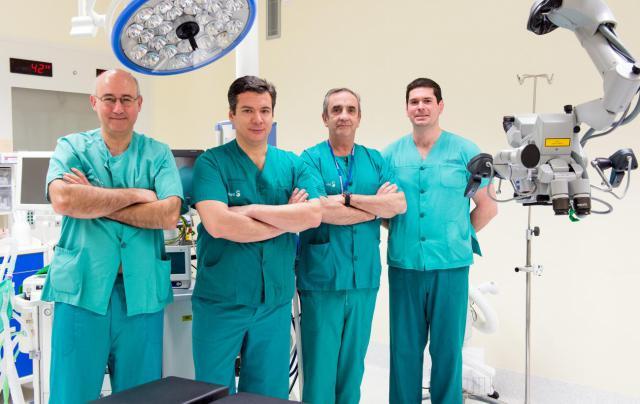 El Hospital de Parapléjicos y el de Toledo organizan el primer curso de Microcirugía que se imparte en CLM
