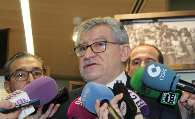 Felpeto pide a UCLM que aclare si Informática será grado o máster en Talavera