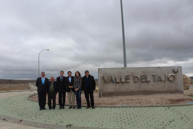Montearagón dispone de 308.000 m2 libres para la implantación de empresas