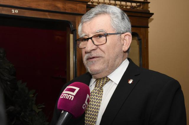 Felpeto hará una propuesta a la UCLM para llegar a un punto de encuentro sobre el Plan Estratégico