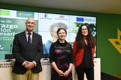 En marcha la IV edcición de la Universidad de la Mujer Rural de Fundación Caja Rural CLM