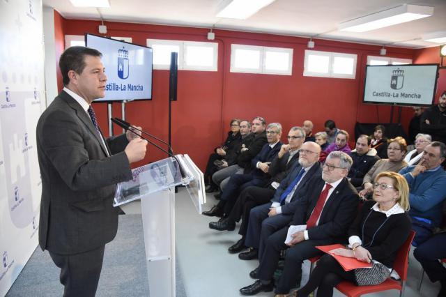 Así lo ha adelantado el presidente regional, Emiliano García-Page