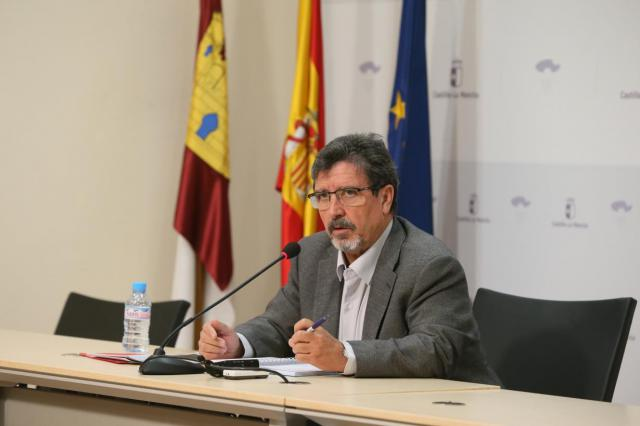 CLM pide al Gobierno central que el decreto de sequía para el Tajo recoja obras y compensación a los agricultores