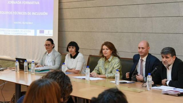 700.000 euros para la realización de 17 proyectos de inclusión social en la provincia