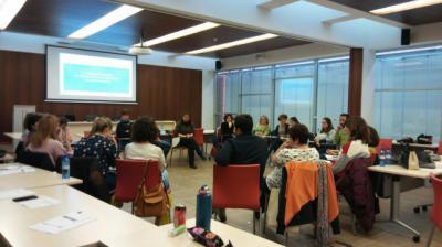 Cerca de 1.000 profesionales participan en acciones formativas en el ámbito de Salud Mental