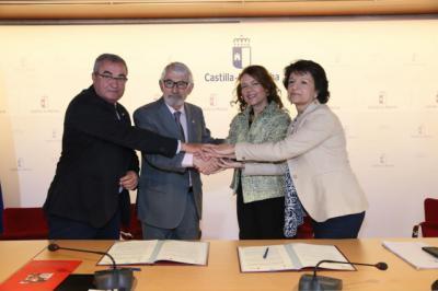La Junta renueva el convenio de colaboración con Cruz Roja para luchar contra la Pobreza Energética