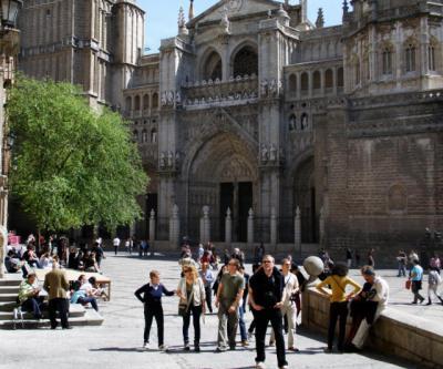 Más de 13.500 extranjeros eligieron CLM como principal destino de su viaje a España durante el mes de febrero