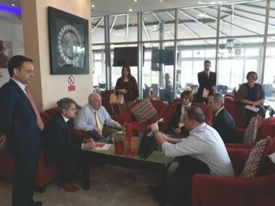 CLM ayuda a las empresas agroalimentarias de la región en los mercados de Omán y Kuwait