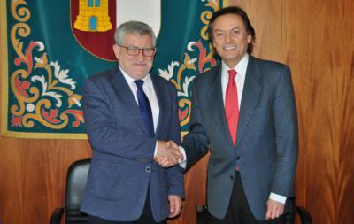 El Gobierno regional firma dos convenios de colaboración con Transparencia Internacional