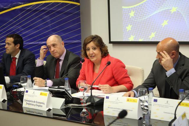40.000 castellano-manchegos se han beneficiado del Programa Operativo Local del Fondo Social Europe
