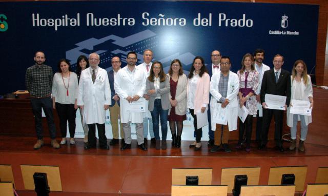 La Junta creará una Unidad de Apoyo a la Investigación en el Hospital de Talavera
