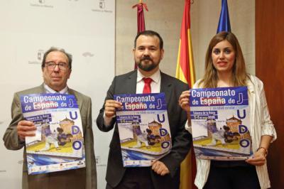 Los mejores judokas en edad escolar del país se reúnen en Talavera para disputar el Campeonato de España