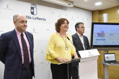 El Gobierno de CLM presenta su nueva web de Seguridad y Salud en el Trabajo