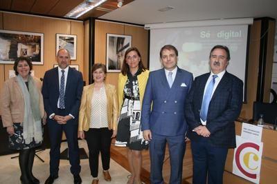 El programa 'Sé+Digital' impulsa en Talavera la fibra óptica y el 4G para autónomos y emprendedores