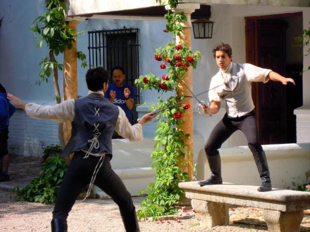 Toledo acoge el rodaje de una seria americana gracias a las actuaciones de la Film Commission