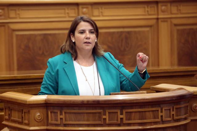 Agustina García Élez cesa como consejera de Fomento