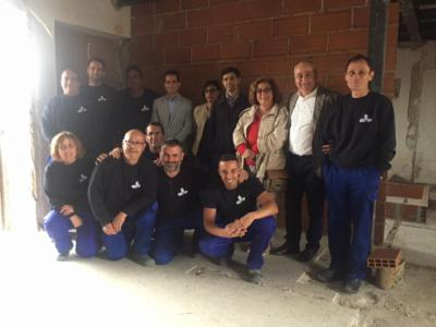 Ponen en valor los los talleres de empleo de Parrillas y La Iglesuela