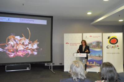 La Junta presenta en Portugal su amplia y rica oferta turística