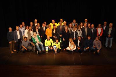 El Gobierno regional reconoce la labor ejemplar del Centro de Salud de Escalona