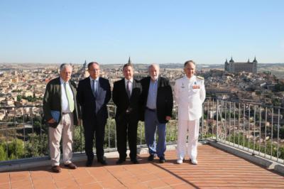 Inaugurado en Toledo el Seminario Internacional de Seguridad y Defensa