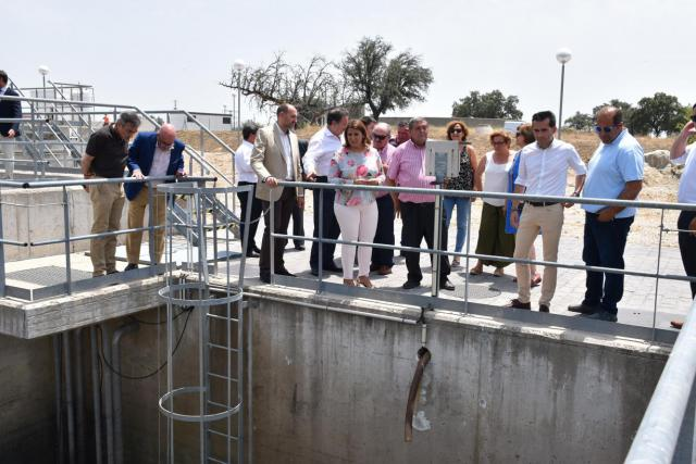 La ampliación de la Estación de Tratamiento de Agua Potable solventará los problemas de abastecimiento en la Campana de Oropesa