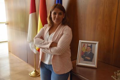 """Agustina García: """"Por fin, se está aplicando el sentido común a la hora de hablar del trasvase Tajo-Segura"""""""