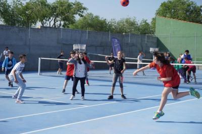 Unos 5.000 escolares han participado en la `Iniciación Deportiva y Jornadas de Olimpiadas Escolares´