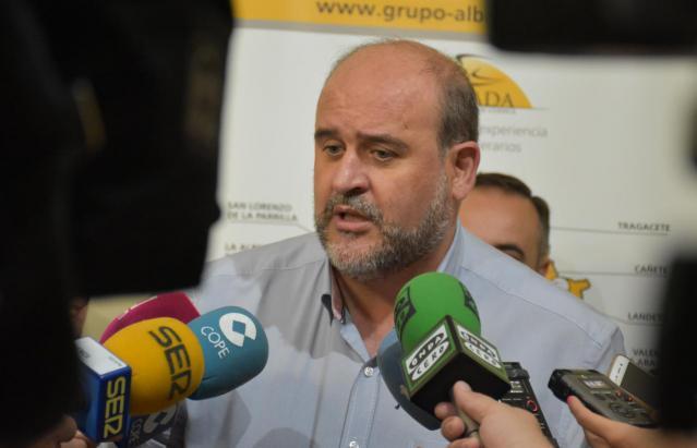 La Junta confía que el Gobierno de España reduzca los trasvases y apueste por las desaladoras