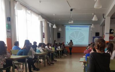 Cerca de 1.600 escolares podrán participar en las actividades de inmersión lingüística en inglés de la Junta