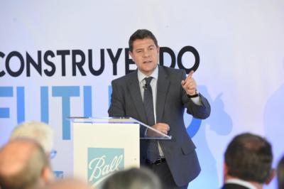 """García-Page anuncia una """"potente"""" iniciativa de empleo juvenil"""