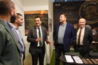 """La Junta pide acceso al agua para que Castilla-La Mancha sea """"la huerta de Europa"""""""
