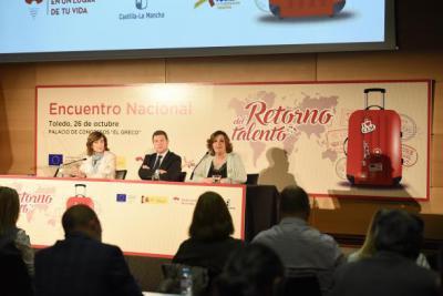 Page se felicita de que el Plan del Retorno del Talento se extienda al resto de España