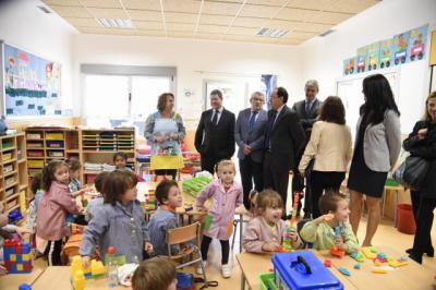 El Plan de Infraestructuras contempla 49 grandes obras educativas solo en la provincia de Toledo